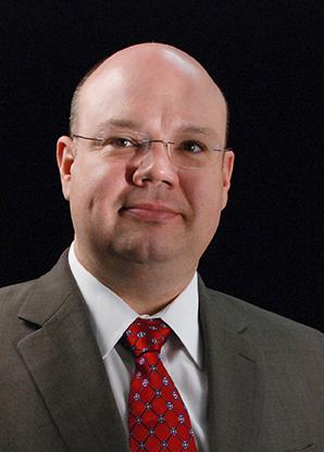 Portrait of College President, Dr. Bledsoe